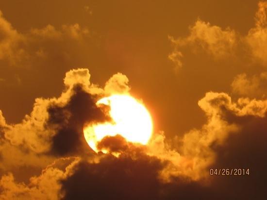 Melia Cayo Santa Maria: le lever du soleil