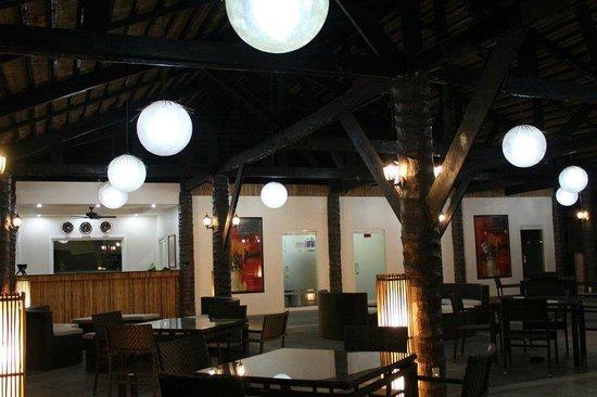 Natures Garden Park Resort: Lobby