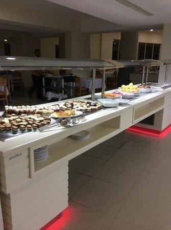 Khayam Garden : deserts restaurant