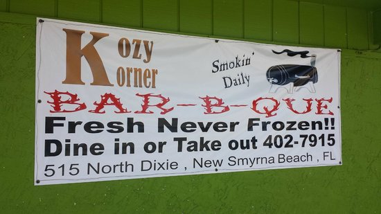 Kozy Korner Bbq and Grill