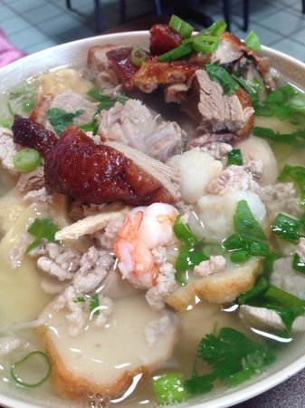 Teo Chow Noodle Shack: Ultimate bowl