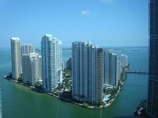 JW Marriott Marquis Miami: VISTA PANORÁMICA