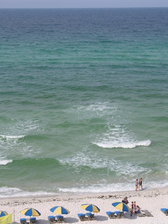 Beachcomber By The Sea: view from our room!