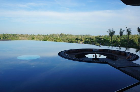 RIMBA Jimbaran Bali by AYANA: from the lobby, what you can see