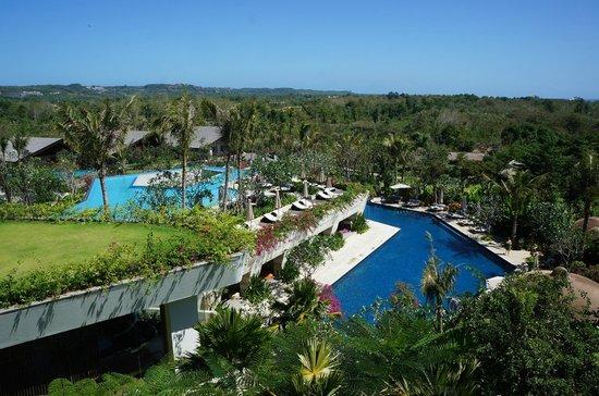 RIMBA Jimbaran Bali by AYANA: beautiful pools