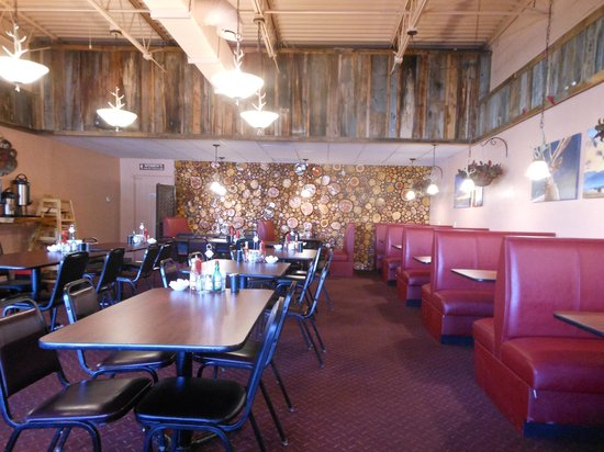 Notchtop Bakery & Cafe : Dining Room