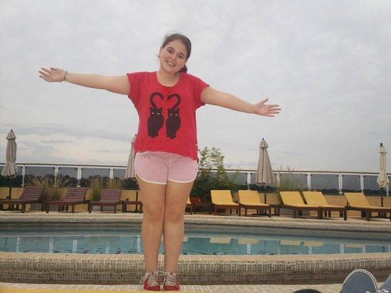 Grand Crucero Iguazú Hotel: mas pileta