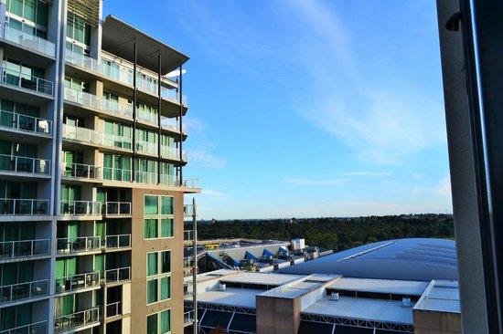 La Loft Apartments North Terrace: View from level 12
