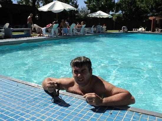 El Mirador Hotel and Spa: Muy linda pileta...