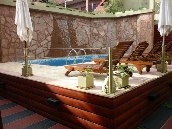 Hotel Jardín de Iguazú: Pileta