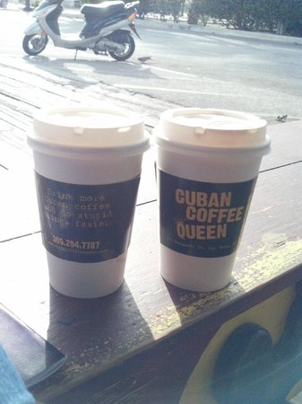 Cuban Coffee Queen : How we've missed you