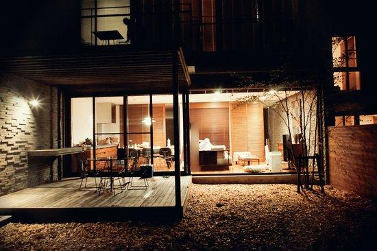 Regina Resorts Fuji Suites&Spa: 一階のお部屋