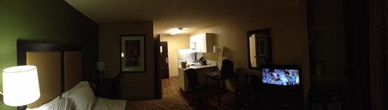 Extended Stay America - Seattle - Northgate: My Room