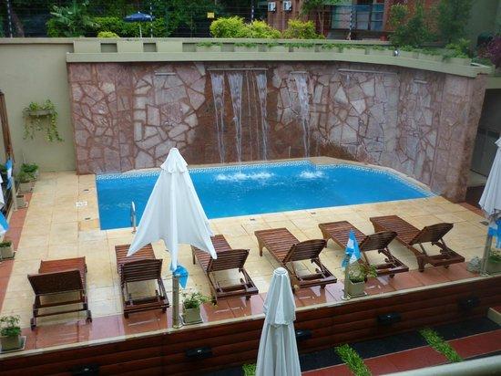 Hotel Jardin de Iguazu : Pileta