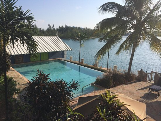Pelican Bay at Lucaya: View from room 248