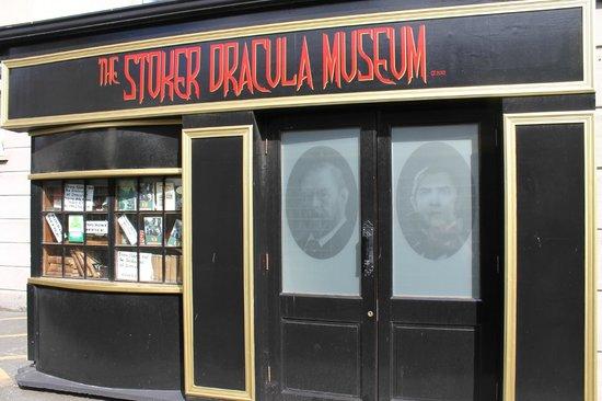 Bram Stoker Hotel: The little museum on the ground floor
