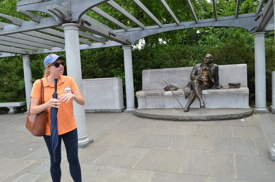 DC by Foot: George Mason Memorial