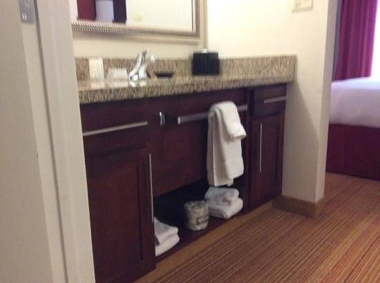 Residence Inn Glenwood Springs: bathroom