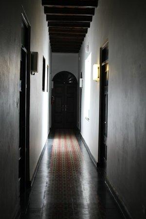 La Terraza de San Juan: hallway