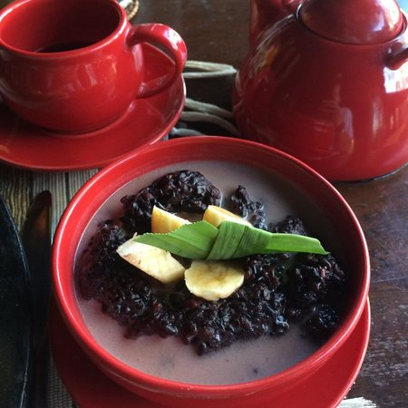 Hotel Tugu Bali : breakfast