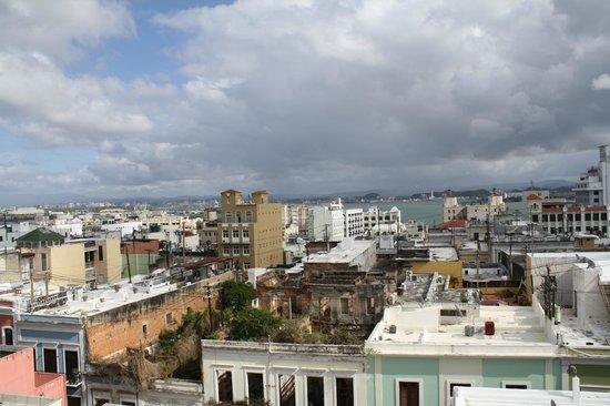 La Terraza de San Juan: terrace view