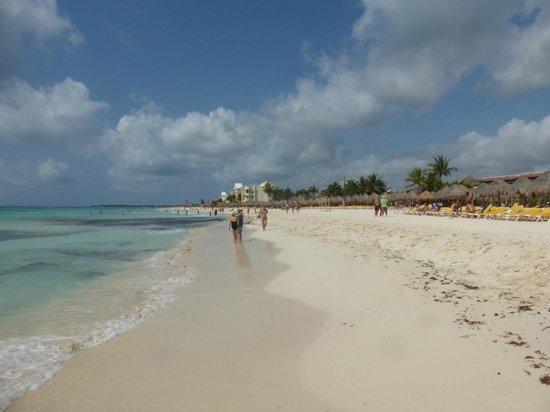 Iberostar Paraiso Lindo: playa