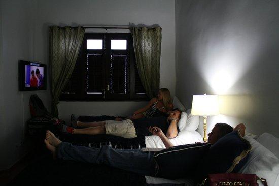 La Terraza de San Juan: Our room