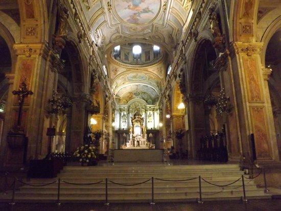 Eurotel El Bosque: Catedral.
