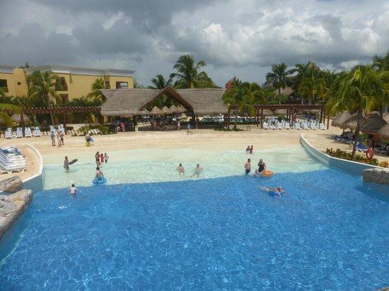Iberostar Paraiso Lindo: Zona de playa