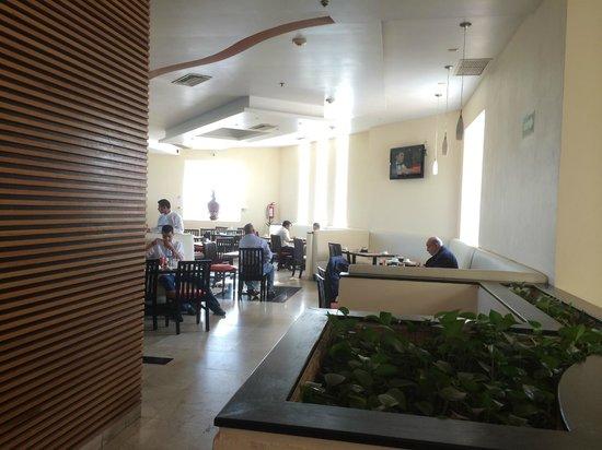Baymont Inn & Suites Lazaro Cardenas: Restaurante