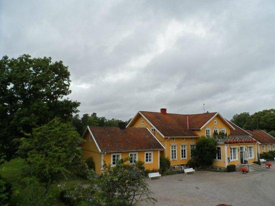 Toftaholm Herrgard Hotel: Exterior