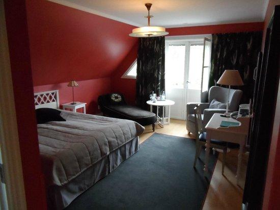 Toftaholm Herrgard Hotel: Room