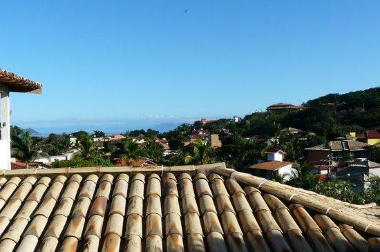 Pousada Aroma Do Mar: vista desde la habitación