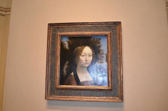 National Gallery of Art : Mona Lisa