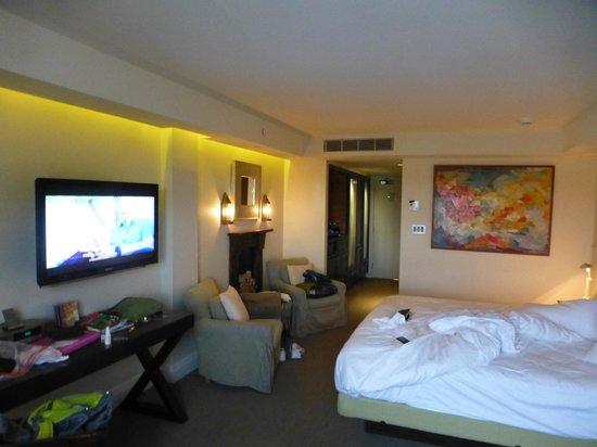 Auberge Saint-Antoine : Room interioer