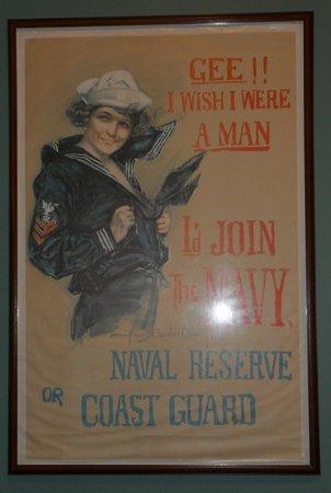 Nauticus: Recruiting Poster