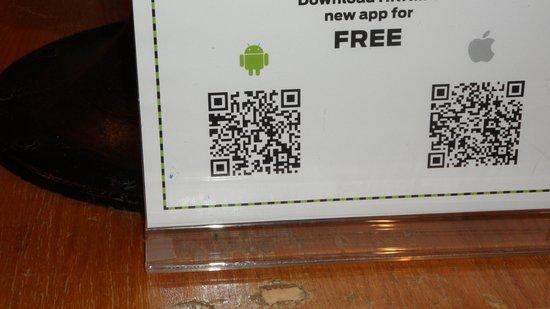 Nauticus: Bar Codes