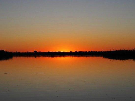 andBeyond Nxabega Okavango Tented Camp: Boat cruise