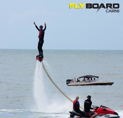 Flyboard Cairns : Flying