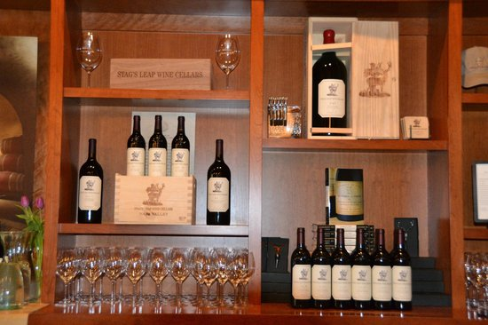 Stag's Leap Wine Cellars: Stag's Leap