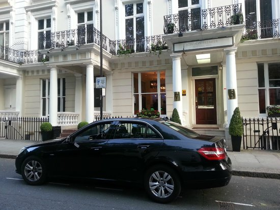 The Premier Notting Hill: Hotel Exterior.