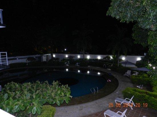 La Serena Boutique Hotel : zonas humedas hasta las 10 de la noche