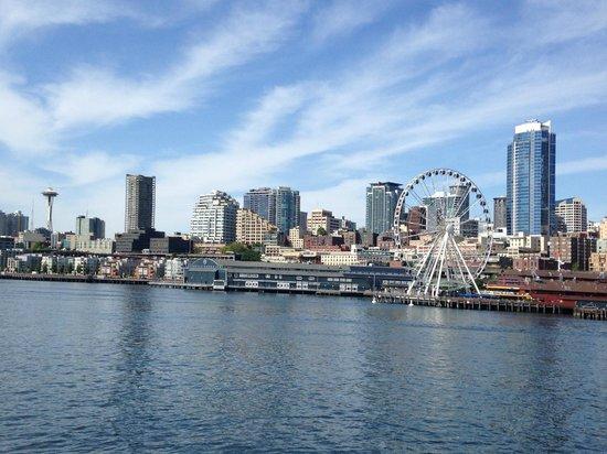Harbor Tour Seattle City Pass