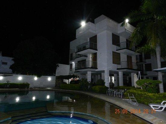La Serena Boutique Hotel : buena iluminacion