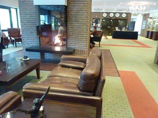 Bilderberg Hotel De Keizerskroon : Lounge area