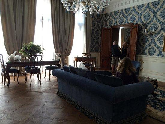Hotel Ai Reali : Sitting room