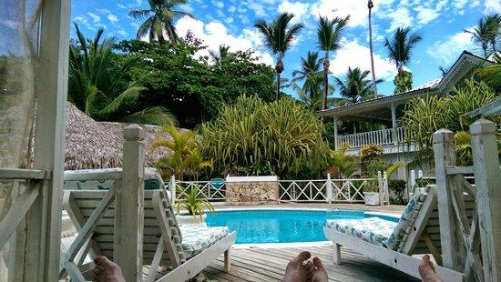 Casa Coson : The Pool