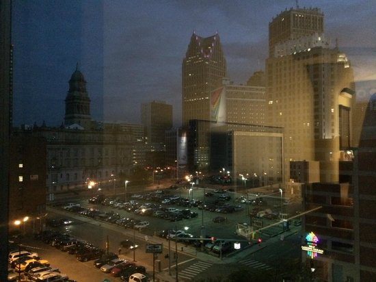 The Atheneum: View of the City - Love Detroit room 618