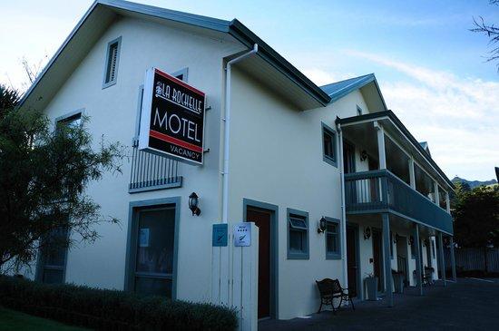 La Rochelle Motel : hotel