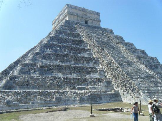 Barcelo Maya Colonial: Ruins